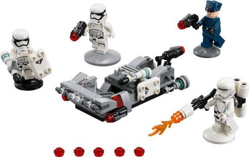 LEGO Star Wars Transportní speeder Prvního řádu 75166  cena od 0 Kč