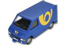 Vista Stavebnice Monti 05.4 Česká pošta Renault Trafic cena od 166 Kč