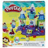 Hasbro Play Doh Zmrzlinový palác