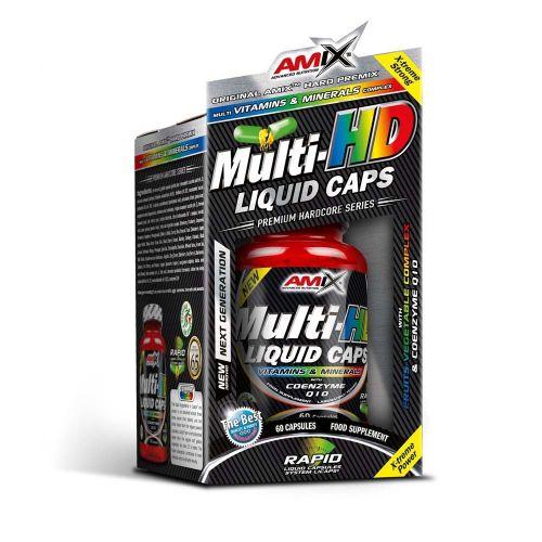 AMIX Multi-HD Liquid Caps 60 kapslí