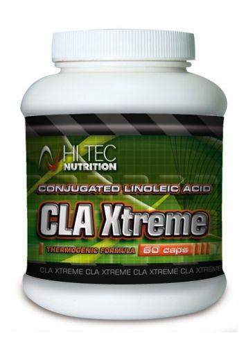 HI TEC NUTRITION CLA Xtreme 1400 mg 60 kapslí