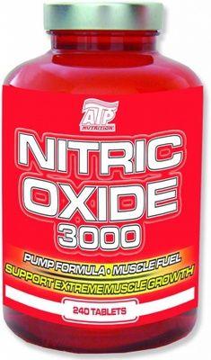ATP NUTRITION Nitric Oxide 3000 240 tablet