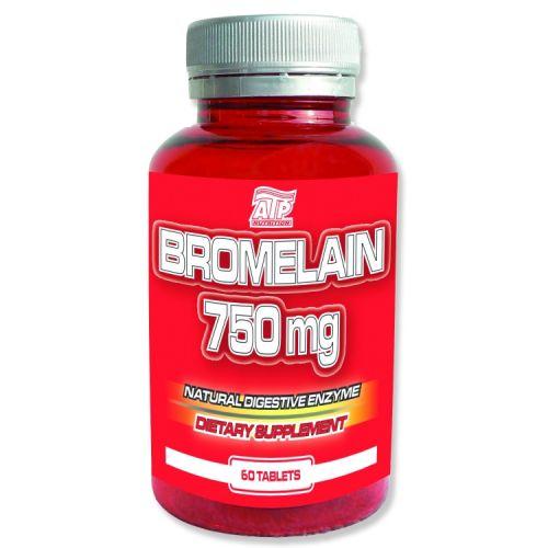 ATP NUTRITION Bromelain 750 mg 60 tablet