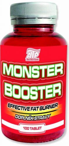 ATP NUTRITION Monster Booster 100 tablet
