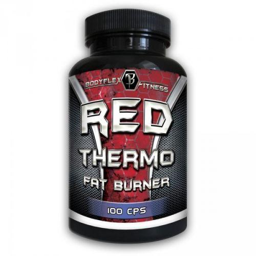 Bodyflex Red Thermo 100 kapslí