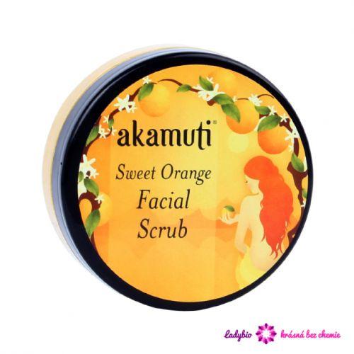 Akamuti Peeling Divoký pomeranč 50 g