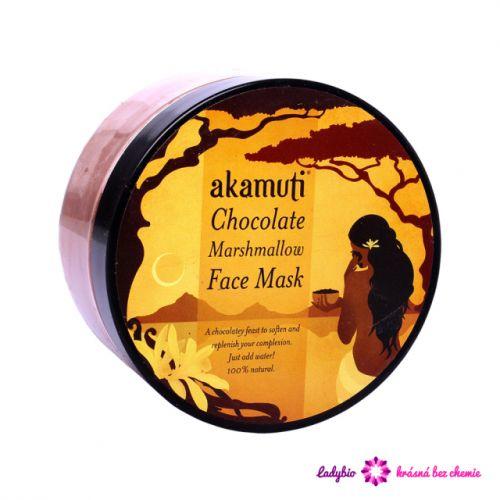 Akamuti Maska na pleť čokoládová 70 g