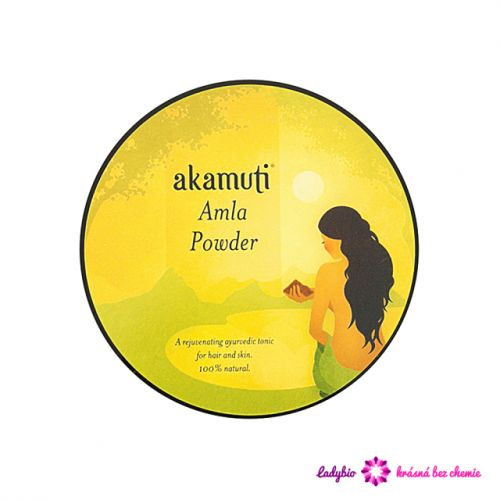 Akamuti Amla prášek na vlasy 100 g