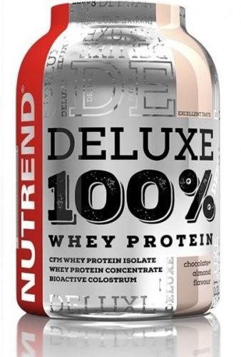 Nutrend DELUXE 100% WHEY čoko+mandle 2250 g cena od 0 Kč