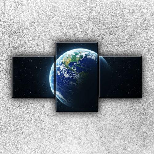 Xdecor Planeta Země z vesmíru 4