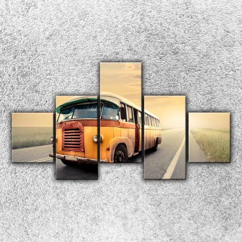 Xdecor Retro autobus