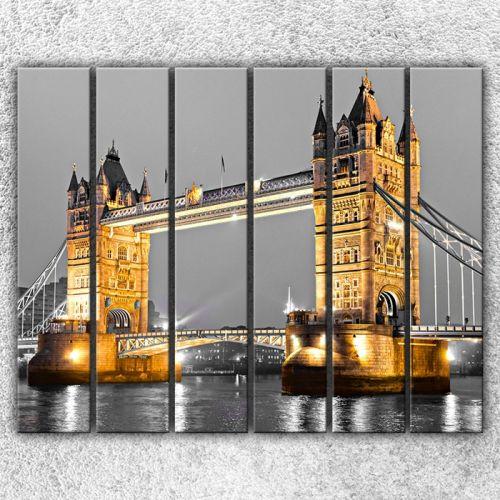 Xdecor Osvětlený Tower Bridge 3