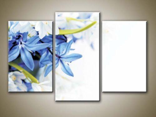 Xdecor Modré květy