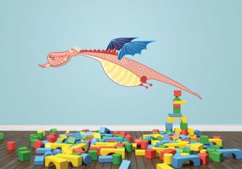Xdecor Letící drak