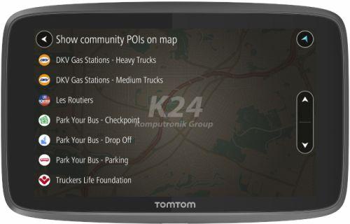 TomTom GO PROFESSIONAL 6200