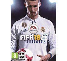 FIFA 18 pro PC cena od 540 Kč