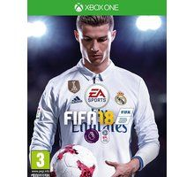 FIFA 18 pro Xbox ONE