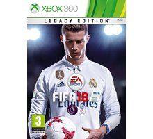 FIFA 18 pro Xbox 360 cena od 1379 Kč
