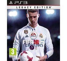 FIFA 18 pro PS3