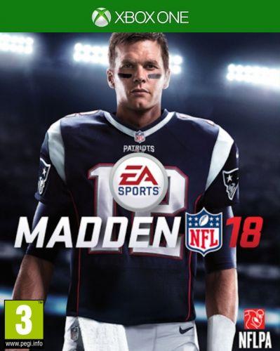 Madden NFL 18 pro Xbox One cena od 1589 Kč