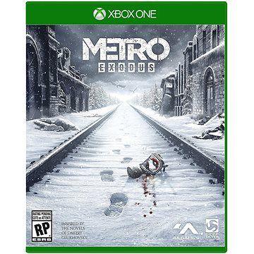 Metro Exodus pro Xbox One cena od 1699 Kč