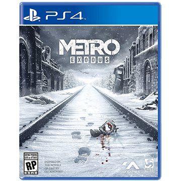 Metro Exodus pro PS4 cena od 0 Kč