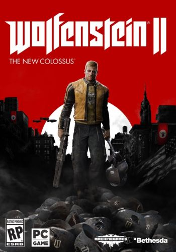 XXL obrazek Wolfenstein 2: The New Colossus pro PC
