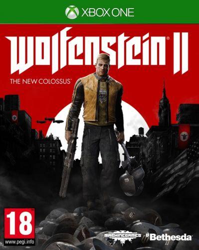 Wolfenstein 2: The New Colossus pro Xbox One cena od 849 Kč