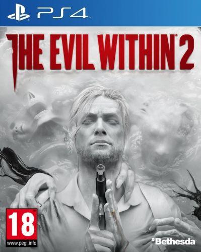 The Evil Within 2 pro PS4 cena od 1599 Kč