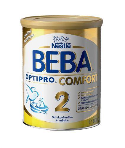 NESTLÉ Beba OPTIPRO Comfort 2 800 g cena od 307 Kč