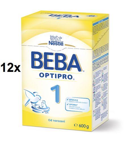 NESTLÉ BEBA OPTIPRO 1 600 g cena od 1224 Kč