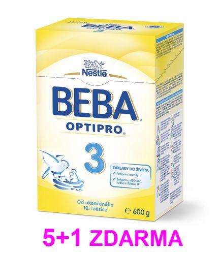 NESTLÉ BEBA OPTIPRO 3 600 g cena od 206 Kč