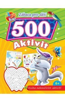 500 aktivit cena od 112 Kč