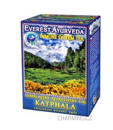 Everest Ayurveda KATPHALA himalájský bylinný čaj posilující obranyschopnost organizmu při infekčních a virových onemocněních 100 g