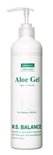 SARANGSAE Estesophy Aloe Vera gel s extraktem z Aloe Vera zklidnění, stimulace pleti 500 ml
