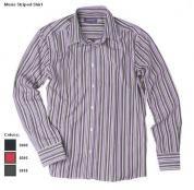 BackTee košile s pruhy