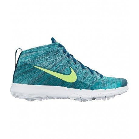 Nike Flyknit Chukka boty