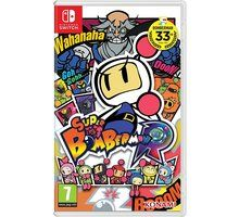 Super Bomberman R pro Nintendo Switch