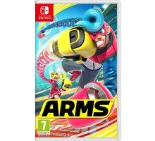 ARMS pro Nintendo Switch