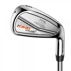 Cobra KING UTILITY 2/3 steel KBS Tour C-Taper regular