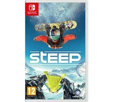 Steep pro Nintendo Switch