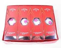 Callaway balls Chrome Soft 16 Truvis