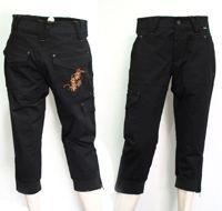 BackTee fashion capri kalhoty