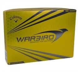 Callaway balls Warbird 15
