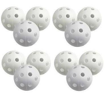 Longridge White Airflow míčky