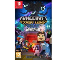 Minecraft: Story Mode - The Complete Adventure pro Nintendo SWITCH