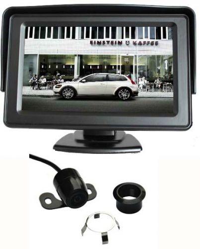 """STU Parkovací set kamera s 4,3"""" monitorem"""