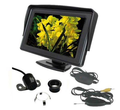 STU Bezdrátový set kamera s 4,3 displejem