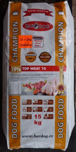 Bardog Top Meat 70 28/16 15 + 2 kg