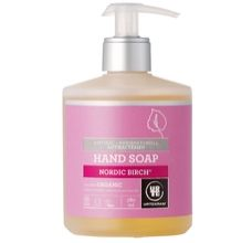 Urtekram Severská bříza tekuté mýdlo na ruce antibakteriální 380 ml